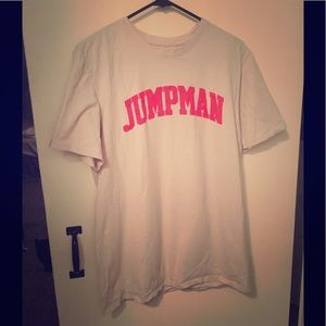 Air Jordan JUMPMAN Michael Jordan B-ball Tee